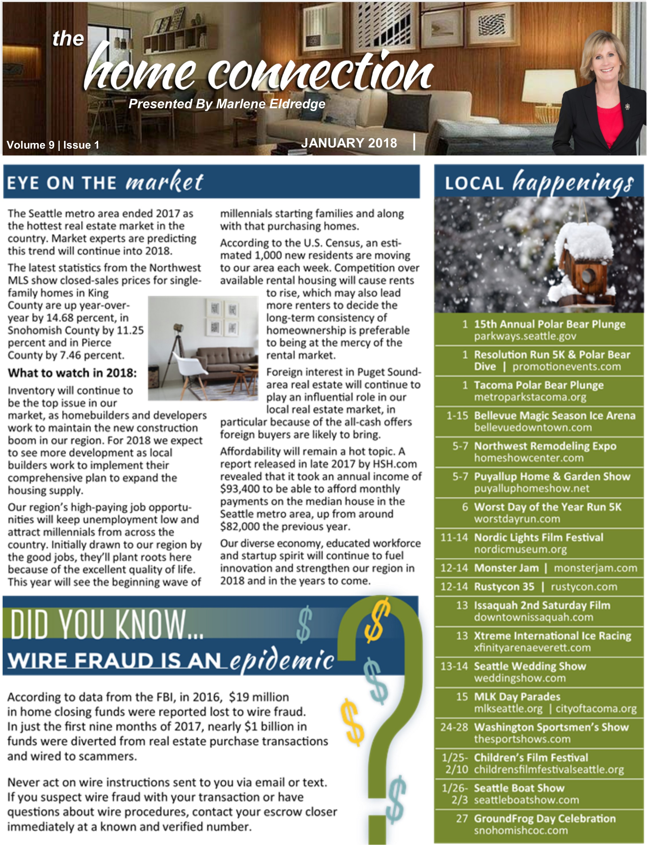 The Home Connection January 2018